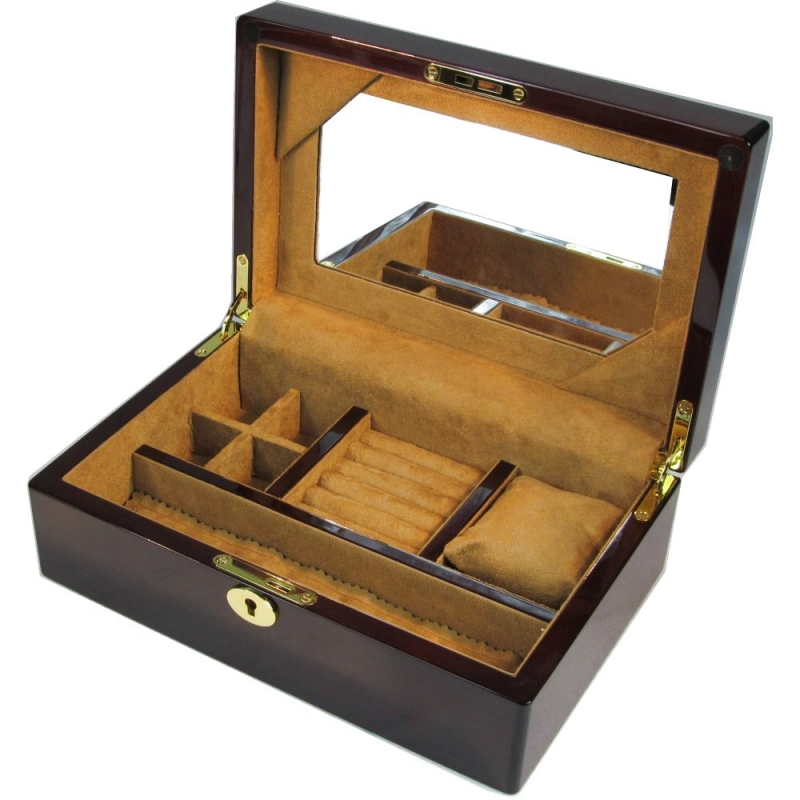 Jewellery Box with Lock,Jewellery Box with Lock