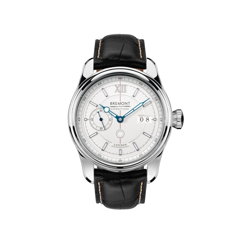 Bremont Longitude - 18ct White Gold, BR174,  [product_GENDER]
