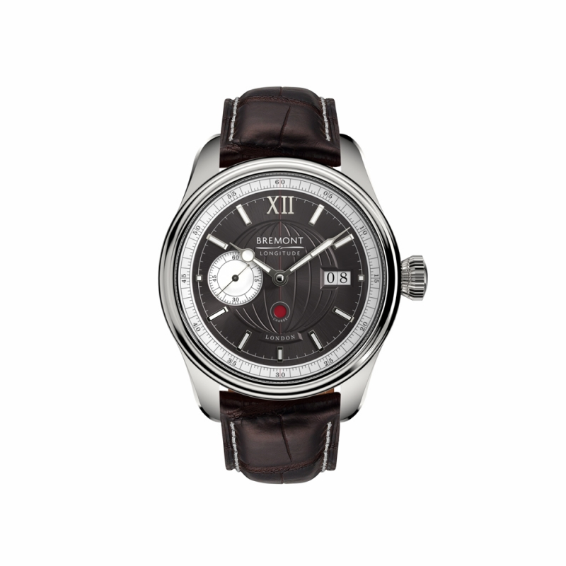 Bremont Longitude - Stainless Steel, BR172,  [product_GENDER]