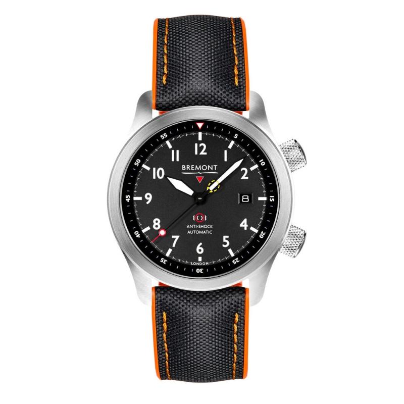 Bremont MARTIN-BAKER MBII Black/Orange, BR131,  [product_GENDER]