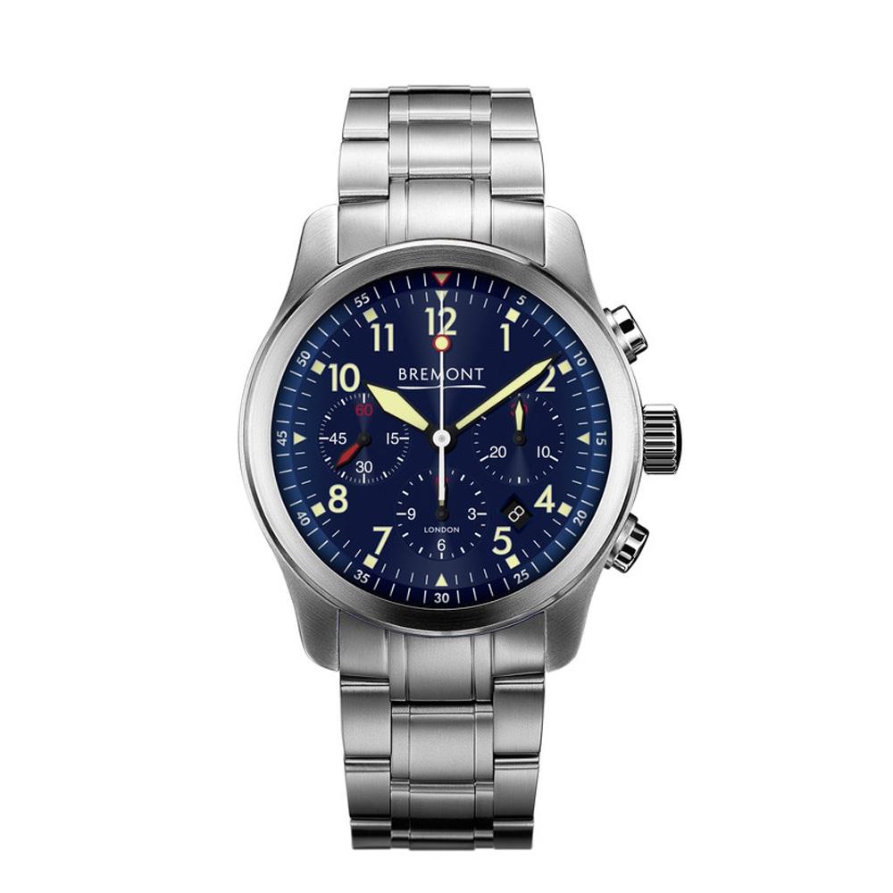 Bremont ALT1-P2 Pilot - Blue BR, BR79BR,  [product_GENDER]