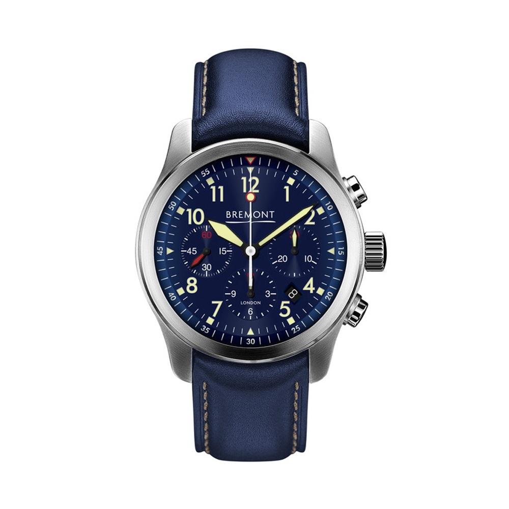Bremont ALT1-P2 Pilot - Blue, BR79,  [product_GENDER]