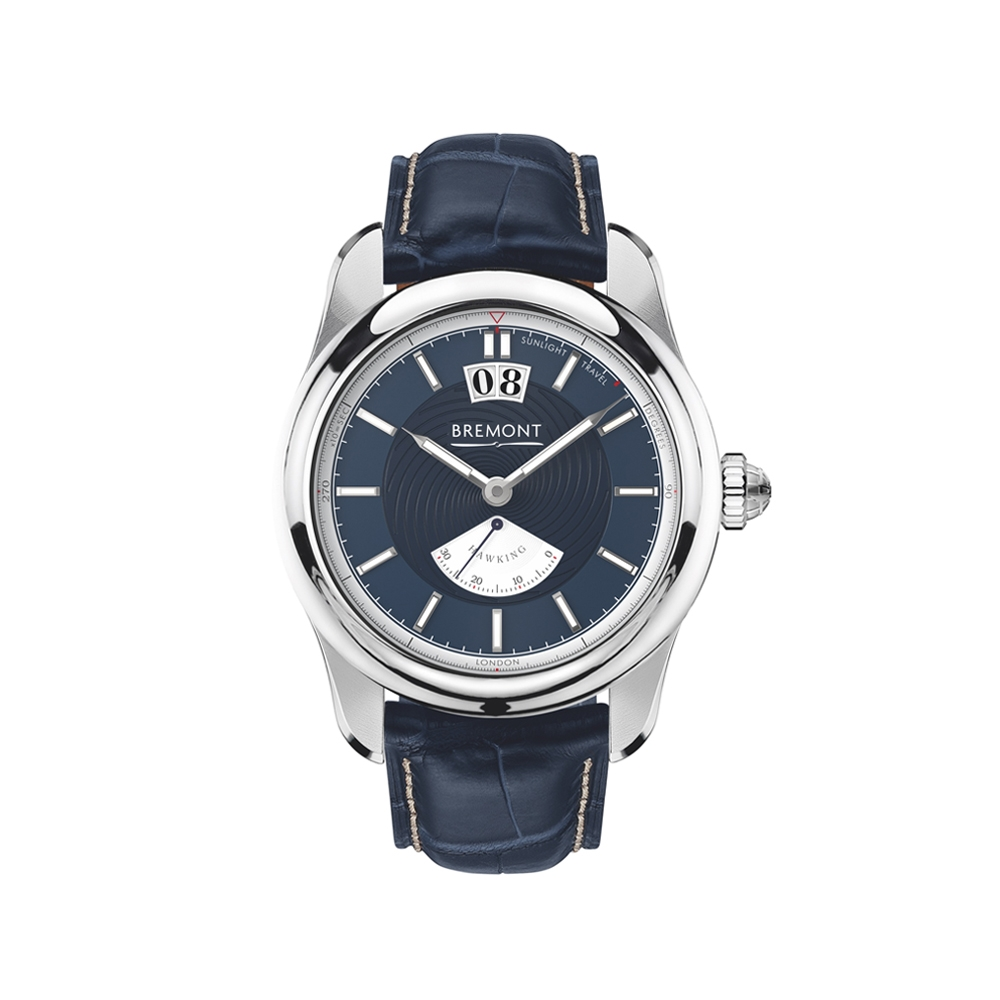 Bremont Hawking - 18ct White Gold, BR141,  [product_GENDER]