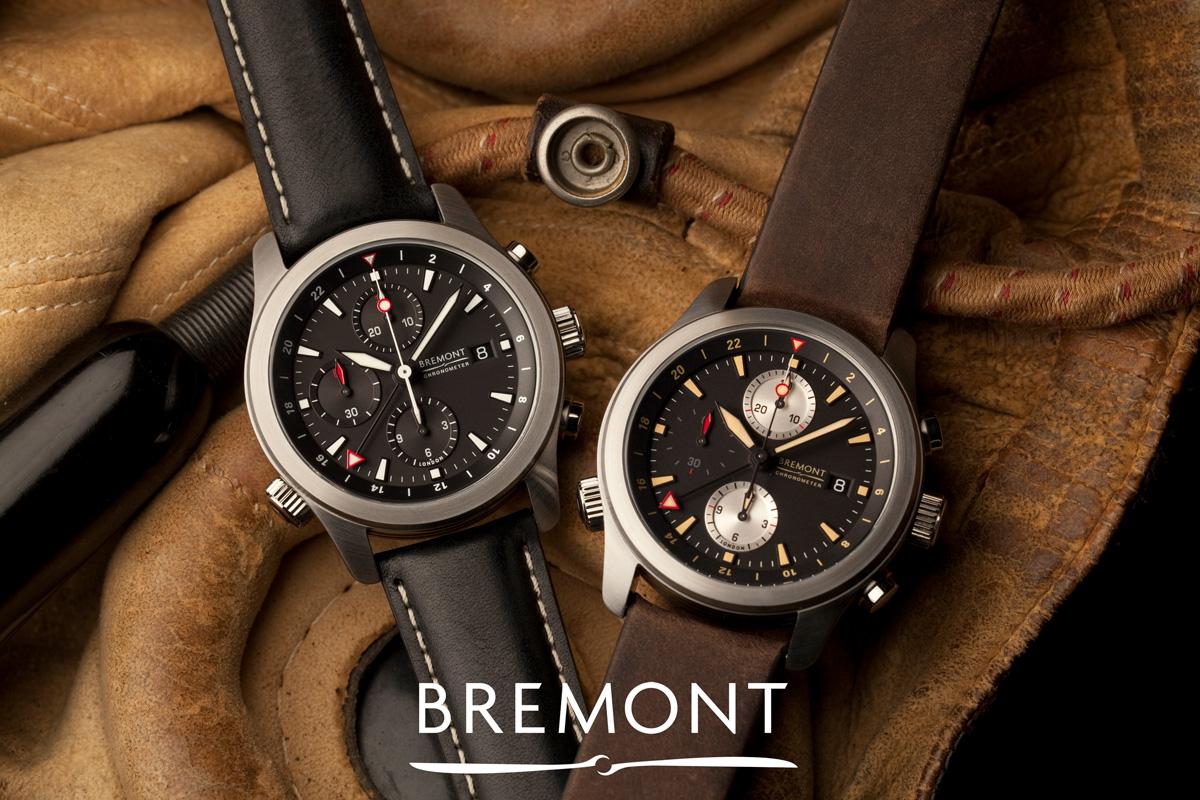 Harrington Brookshaw Stockists of Bremont Watches