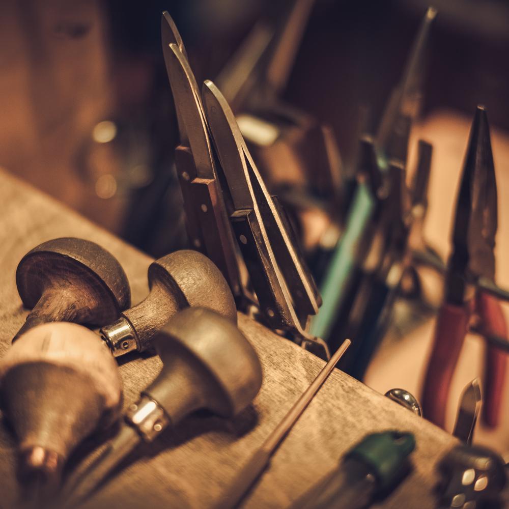 Jewellery repair, restoration & remodelling